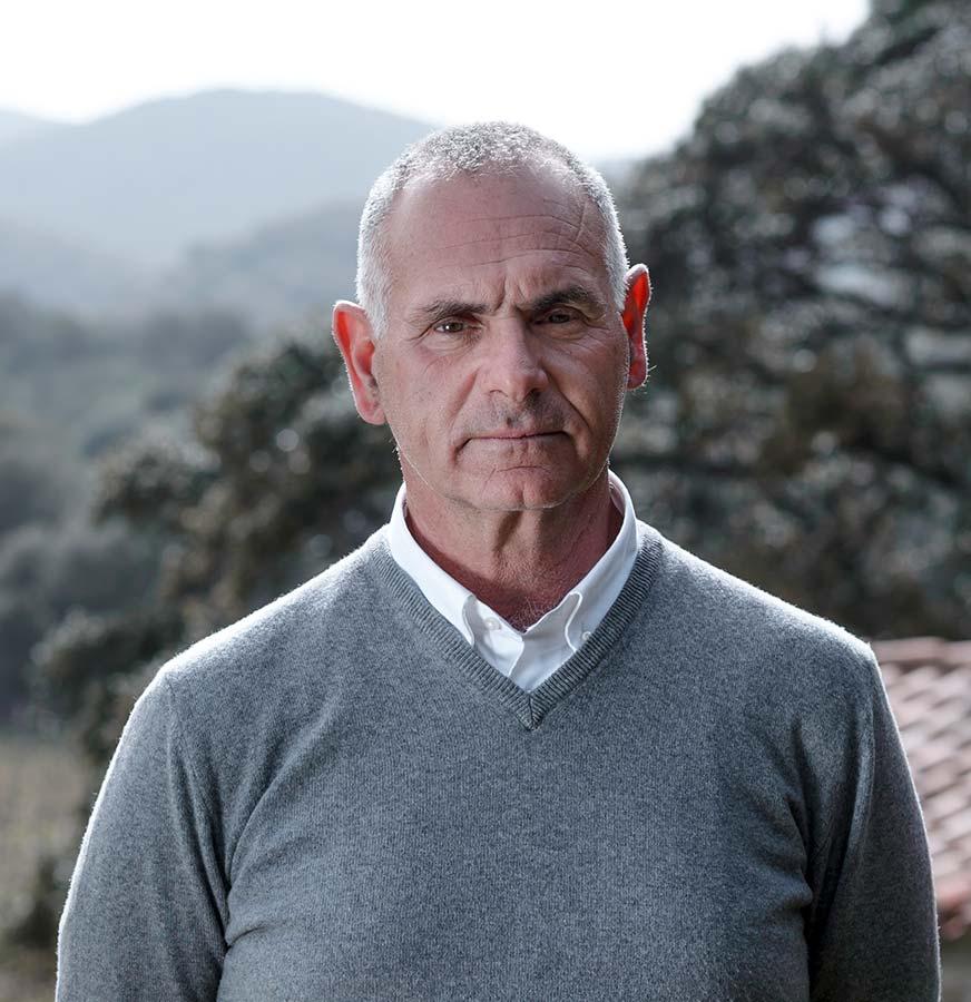 Alessandro Mancini - Cantina delle Vigne di Piero Mancini